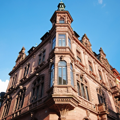 Ihre Region - Hartkorn Altbauwerk - Altbausanierung Mannheim