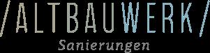 Hartkorn Altbauwerk – Altbausanierung Mannheim Logo